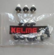 Kelme Шипы футбольные сменные пластиковые  с металлическим винтом. D 5 мм.