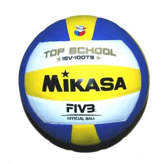 MIKASA Мяч волейбольный ISV 100 TS